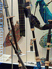 tartans and pipes