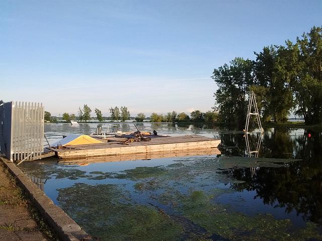 Flooding disaster / Ces désastres qui inondent....