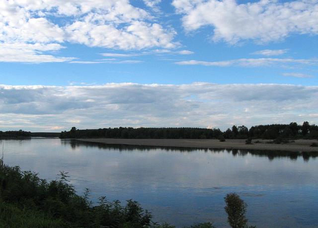 il mio Po - The blue river