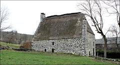 Saint-Front (43) 31 mars 2014. Hameau de Bigorre.