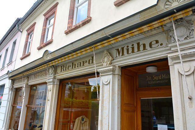 Grimma 2015 – Shop of Richard Mühe