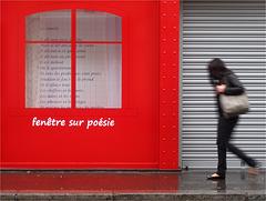 La passante et la poésie