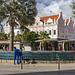 Oranjestad houses