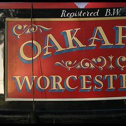 Oakapple - Worcestershire