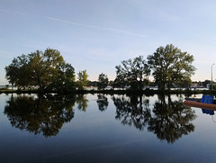Flooding reflections