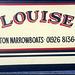 Louise narrowboat