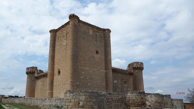 Castillo de Villafuerte.