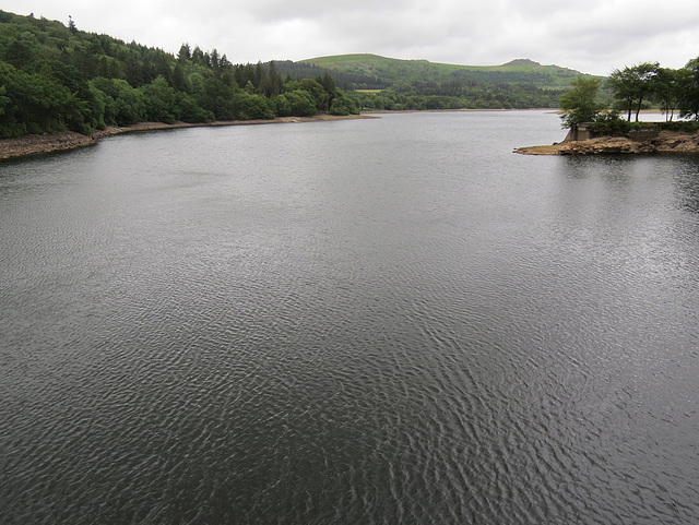 burrator reservoir, dartmoor, devon