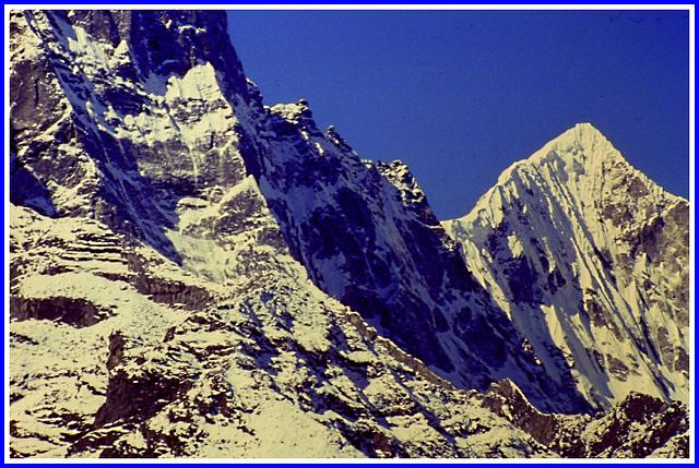 Vallon de Thamé Népal