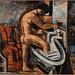 Marcel Gromaire 1892-1971 Le bain   1926