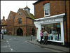 Watlington town centre