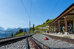 Bahnstation auf der Schynigen Platte - P.i.P. (© Buelipix)