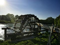 Wasserrad (PiP)