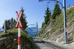 Schynige Platte - Bahntrasse (© Buelipix)