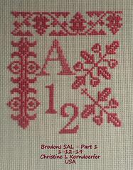 Brodons - Part 1 - 1-12-19