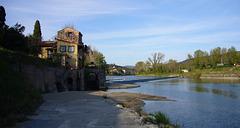 Casa sulla pescaia - House on the Milldam