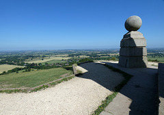 View Towards Aylesbury from Coombe Hill