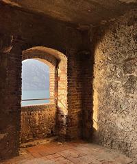 la finestra del castello