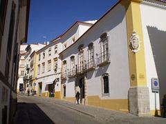 Historic centre buildings.