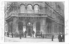 Cafe Central Vieno