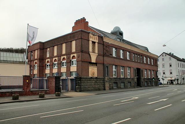 Ehem. Lagerhaus Lehnkering (Hagen-Wehringhausen) / 26.02.2017