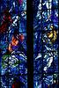 Vitraux de Marc Chagall (détail)