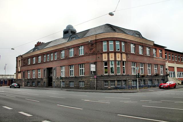 Lagerhaus Lehnkering, erbaut 1911 (Hagen-Wehringhausen) / 26.02.2017