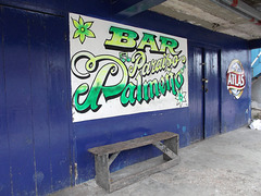 Banc de bar