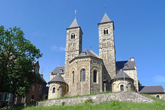 Nederland - Sint Odiliënberg, Basiliek van de H.H. Wiro, Plechelmus en Otgerus