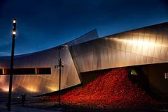 Manchester UK Memorial.