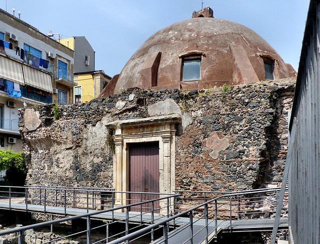 Catania - Santa Maria della Rotonda,
