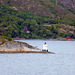 Mini-Leuchtturm Norwegen