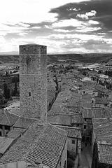 Tuscany 2015 San Gimignano 9 X100t mono