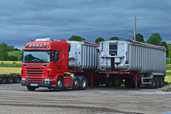 Cumbria heavy haul