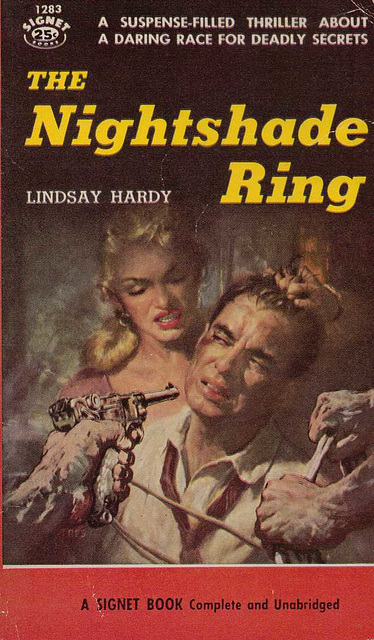 Lindsay Hardy - The Nightshade Ring