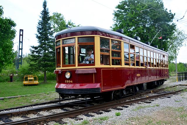 Canada 2016 – Halton County Radial Railway – TTC 2894