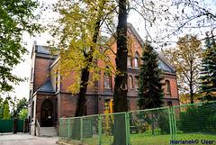 Pfarrhaus in Chorzow (Chorzów Stary).