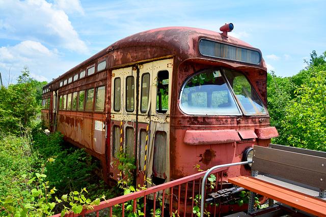 Canada 2016 – Halton County Radial Railway – PCC Car