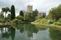 Reflections Of Wells Cathedral