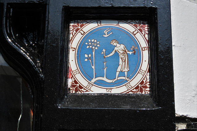 tiles, bowness on windermere, cumbria