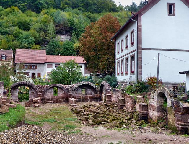 Graufthal - Abbaye de Graufthal