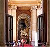 Vaticano : ingresso alla Basilica di San Pietro