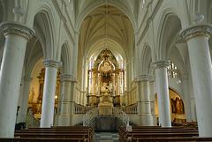 Nederland - Thorn, Sint-Michaëlskerk of Abdijkerk