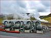 Reykjavik : il vapore geotermico riscalda tutta la città. - (560)