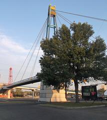 Pont alcoolisé / Bridging the drunk gap