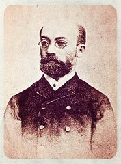 26jara d-ro L.L. Zamenhof en 1887 (en la jaro de la kreo de Esperanto)