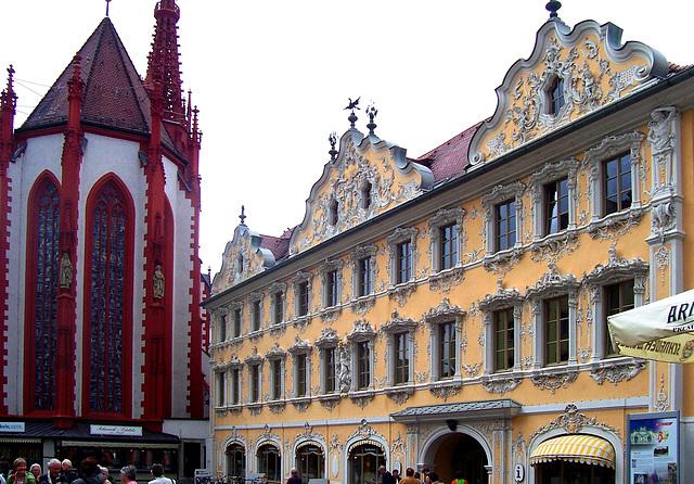 DE - Würzburg - Falkenhaus