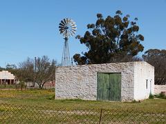Namaqualand town scene