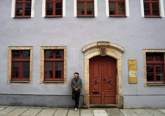 Freiberg, Pension Altstadt