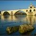 Pont St. Bénézet in Avignon